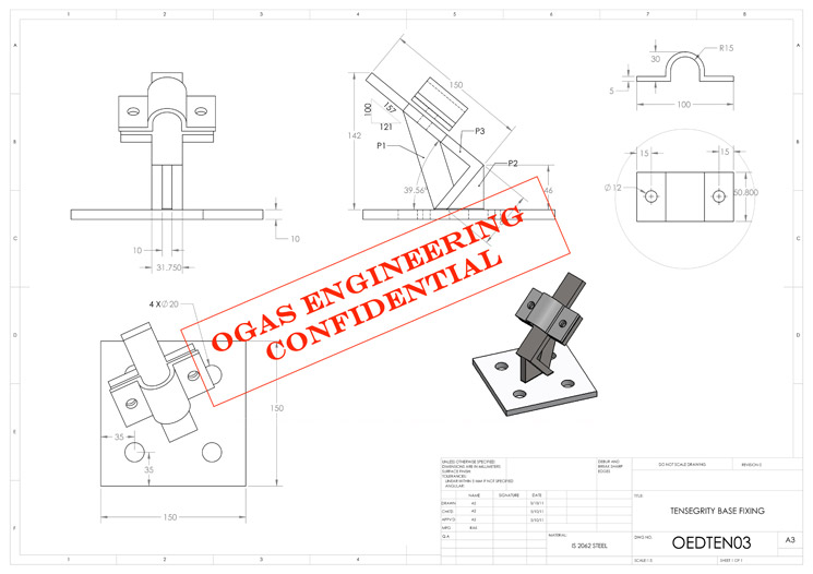 manufacturing engineering drawings